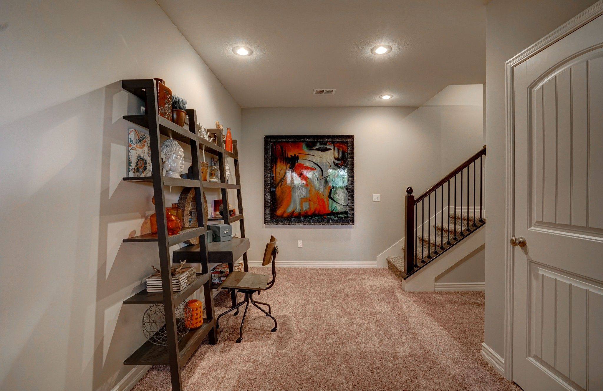 Living Area featured in the Palmer II - IA By Summit Homes in Des Moines, IA