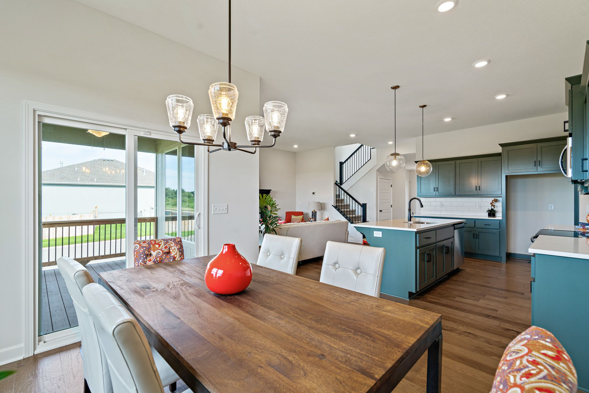Kitchen featured in the Waterford By Summit Homes in Kansas City, MO