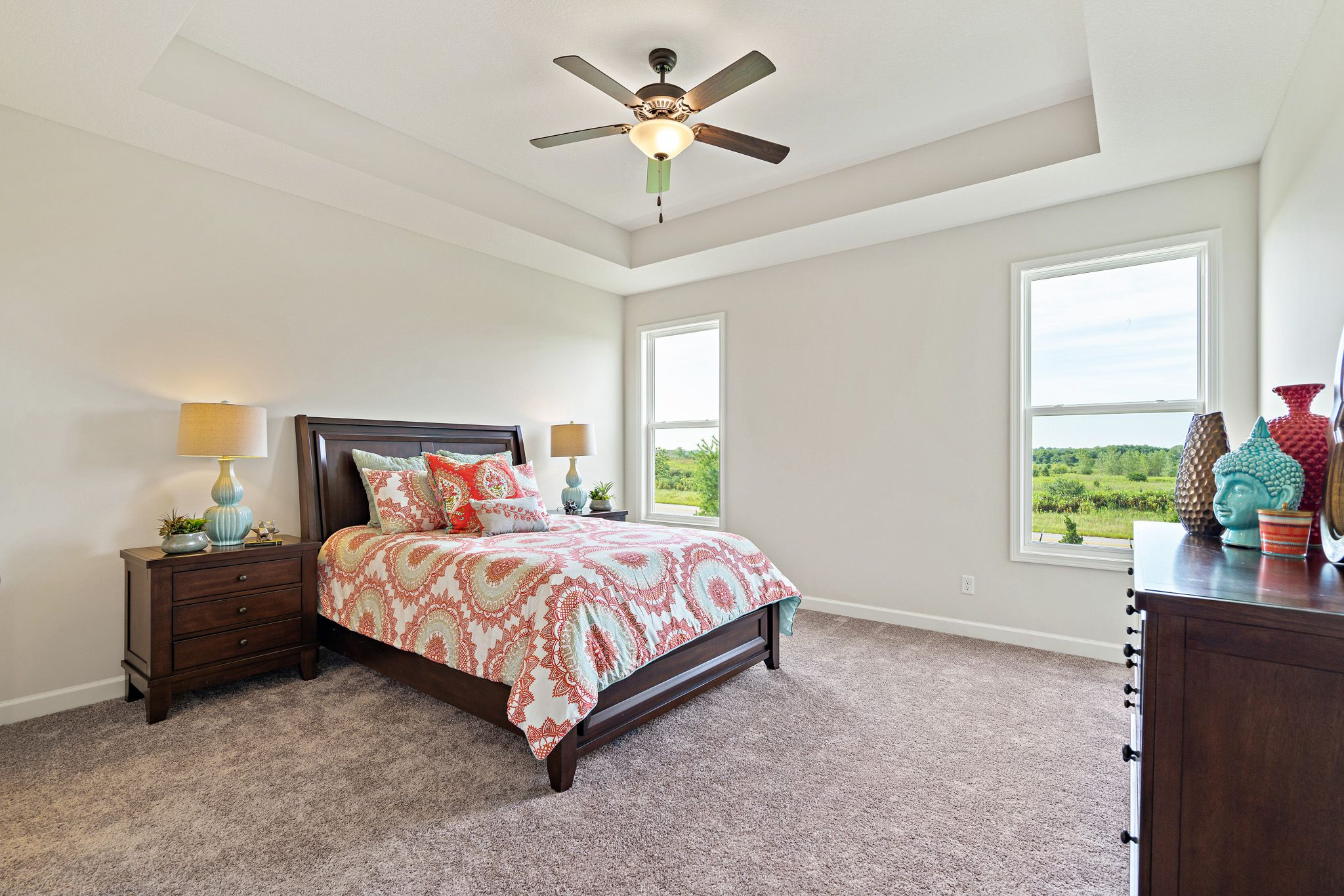 Bedroom featured in the Waterford By Summit Homes in Kansas City, MO