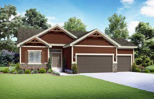 Langston - Chapel Ridge Villas: Parkville, Missouri - Summit Homes