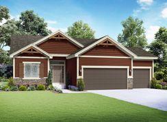 Langston - North Park Village: Lees Summit, Missouri - Summit Homes