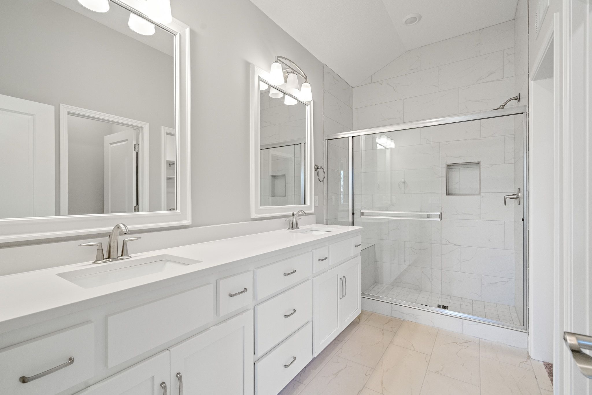 Bathroom featured in the Somerset - Care Free By Summit Homes in Kansas City, MO