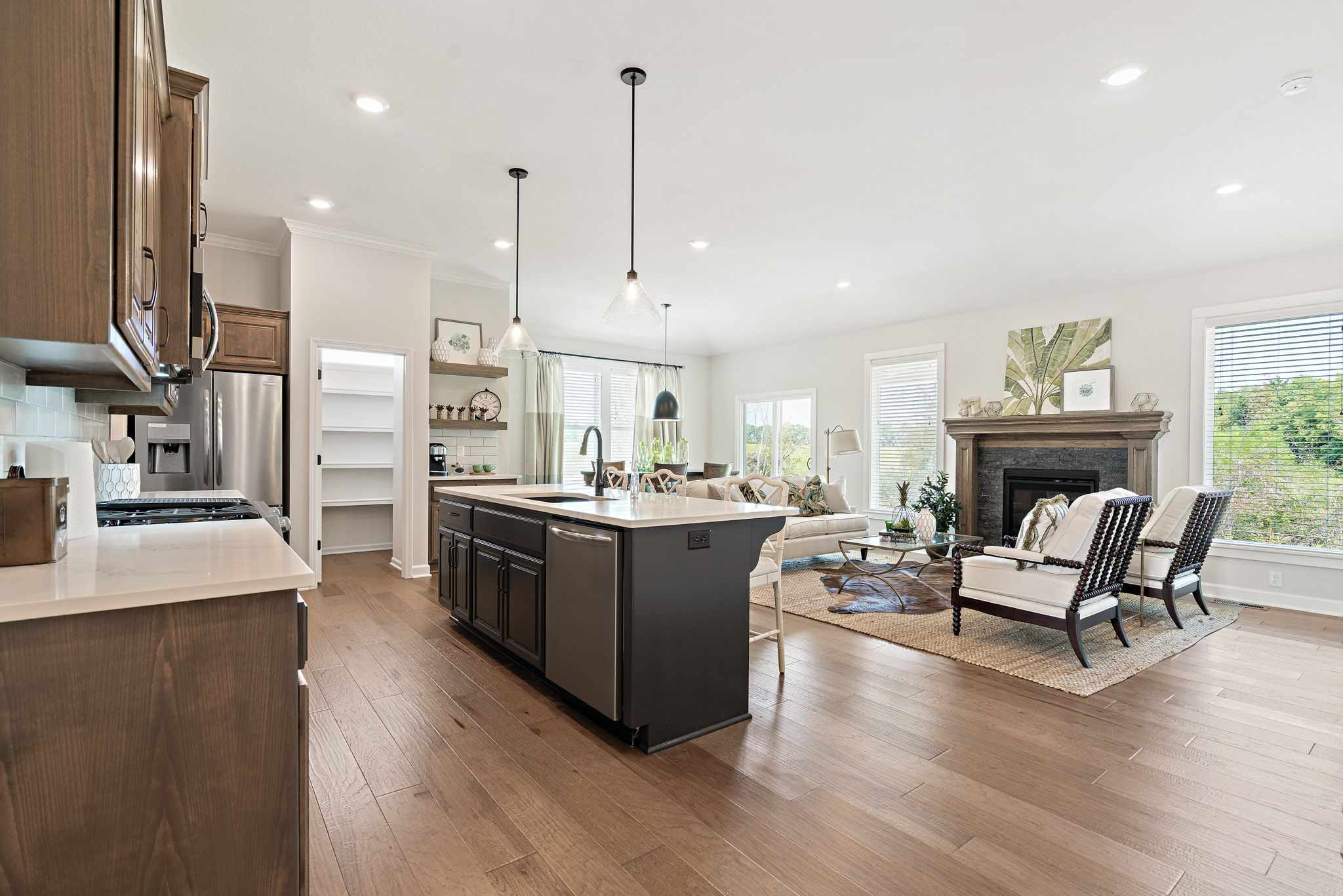 'Care-Free at Foxwood Ranch' by Summit Homes KC in Kansas City