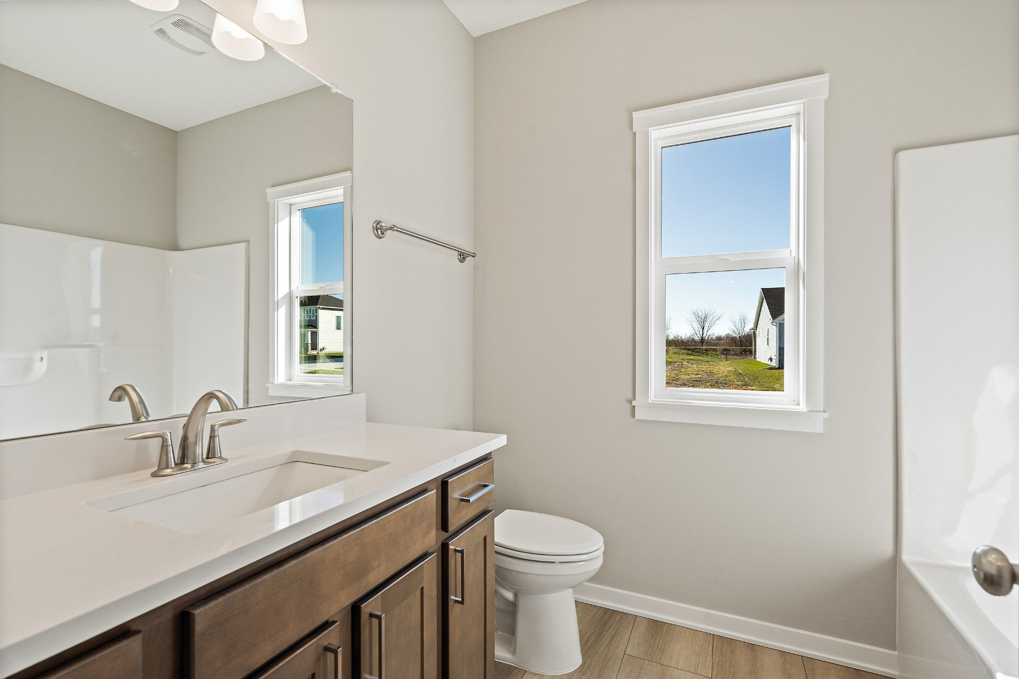 Bathroom featured in the Linden - IA By Summit Homes in Des Moines, IA