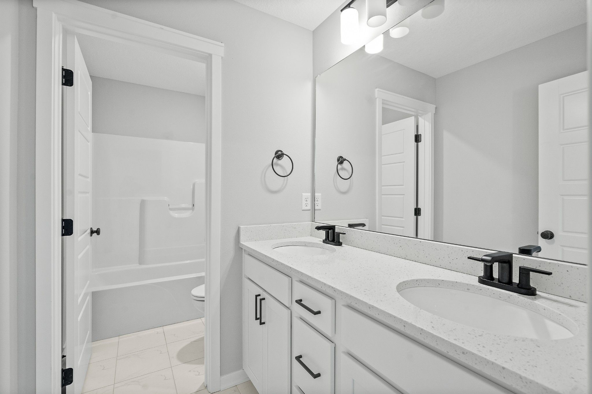 Bathroom featured in the Woodbridge - IA By Summit Homes in Des Moines, IA