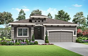 Bradford - Care Free - Northfield Village: Kansas City, Missouri - Summit Homes