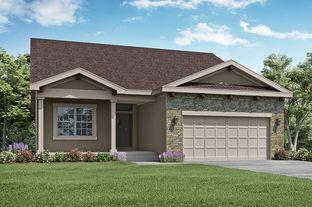Cypress - Care free - Northfield Village: Kansas City, Missouri - Summit Homes