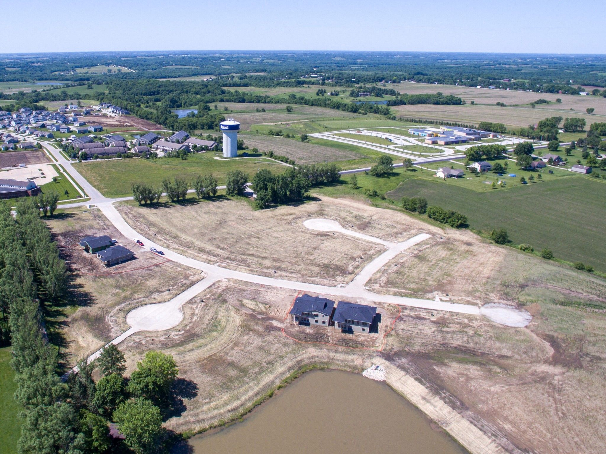 'Sunset Estates' by Summit Homes KC in Des Moines