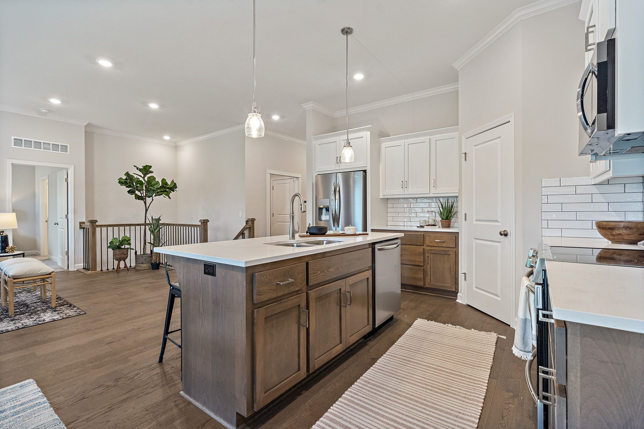 Kitchen featured in the Westport - Care Free By Summit Homes in Kansas City, MO
