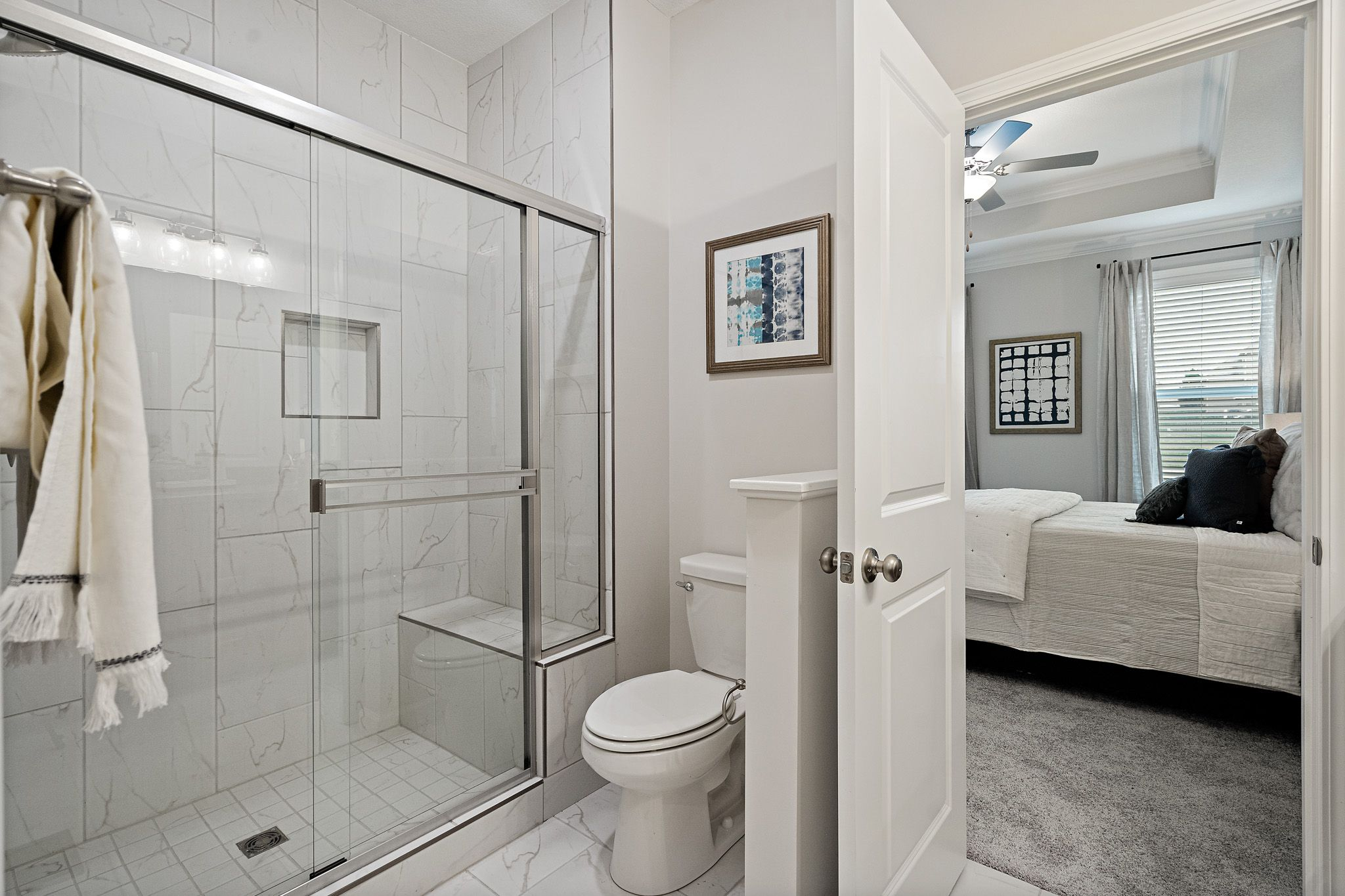 Bathroom featured in the Westport - Care Free By Summit Homes in Kansas City, MO