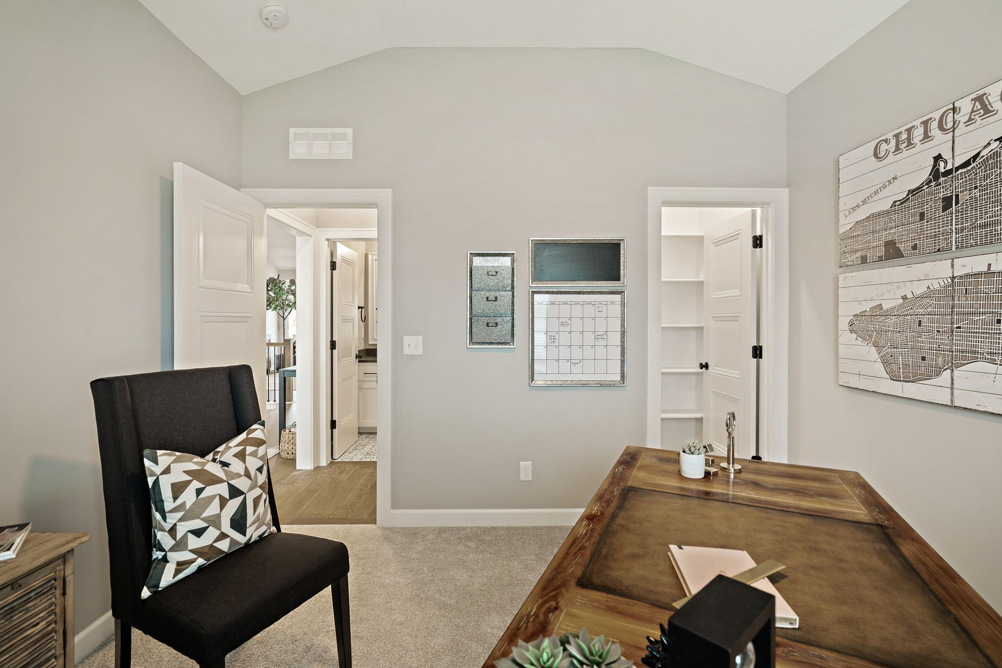 Living Area featured in the Charlotte By Summit Homes in Kansas City, MO
