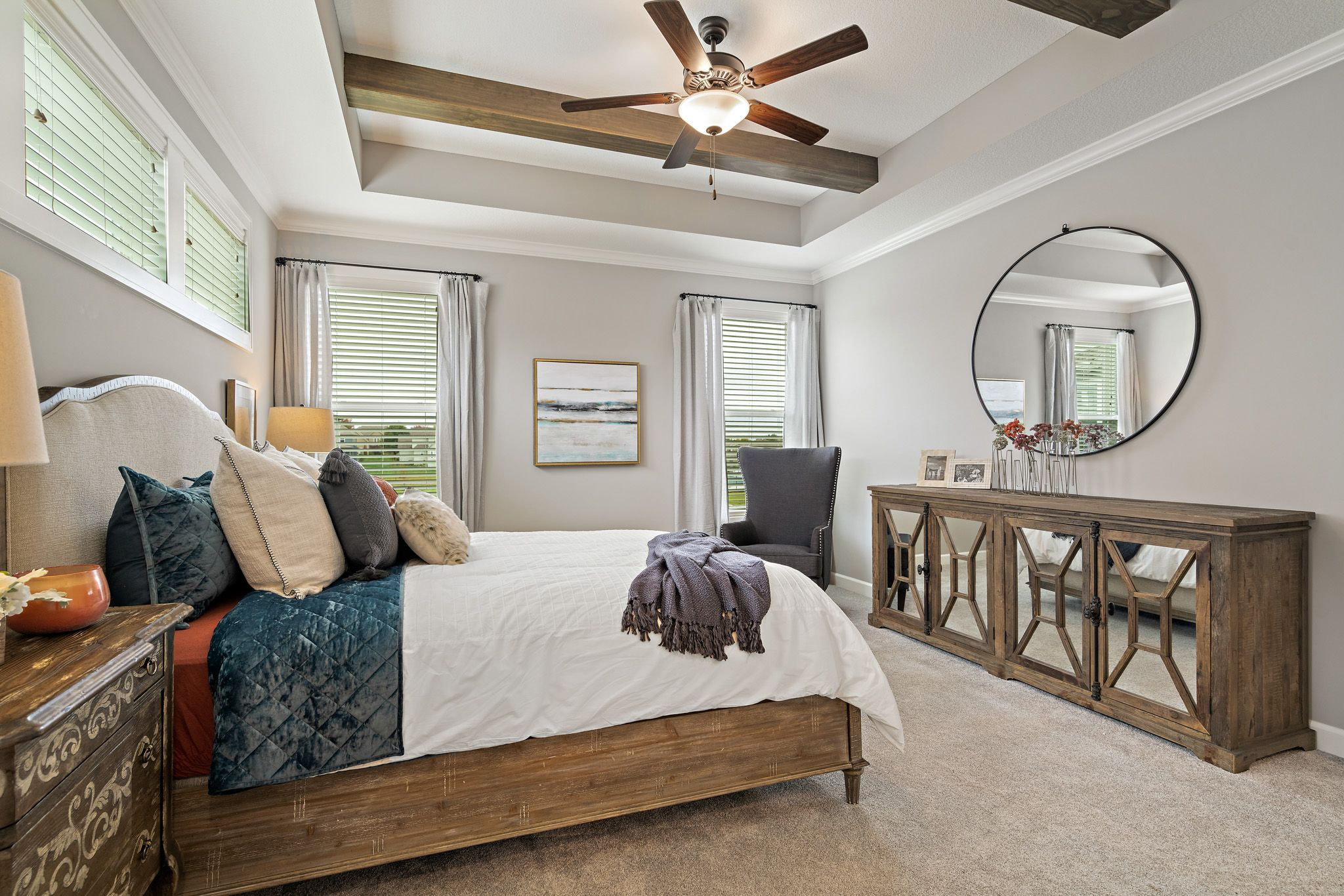 Bedroom featured in the Charlotte By Summit Homes in Kansas City, MO