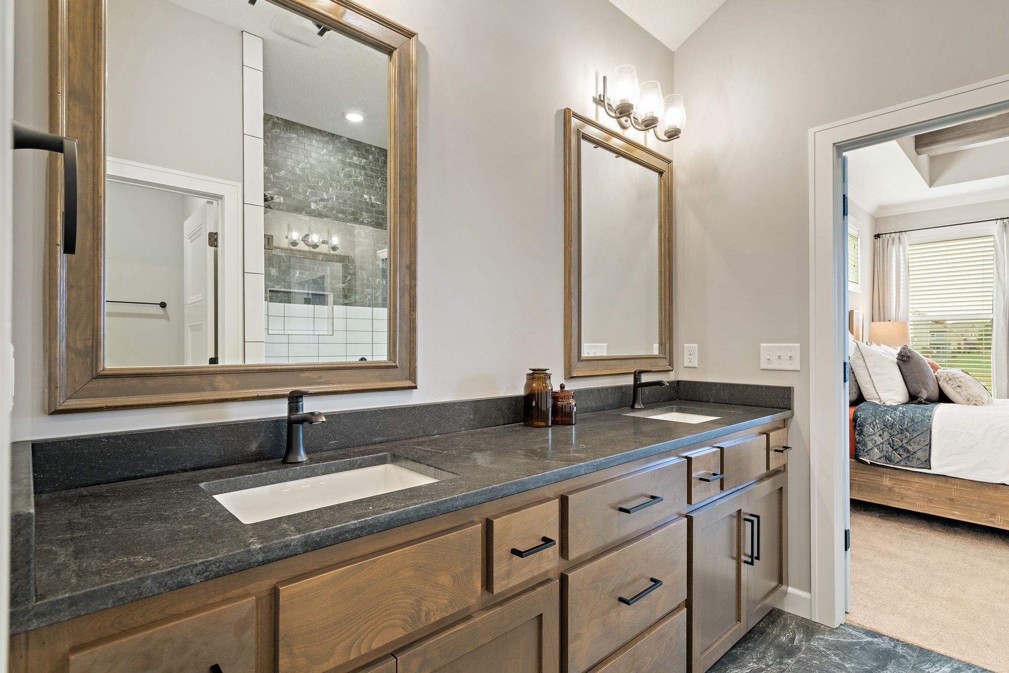 Bathroom featured in the Charlotte By Summit Homes in Kansas City, MO