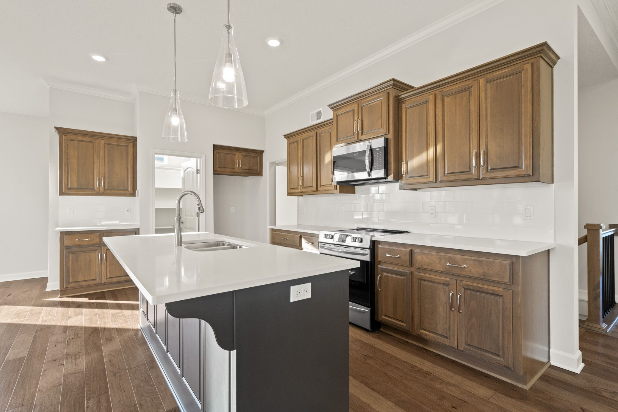 Kitchen featured in the Bradford - Care Free By Summit Homes in Kansas City, MO