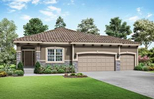 Milan - Villas at Woodside Ridge: Lees Summit, Missouri - Summit Homes