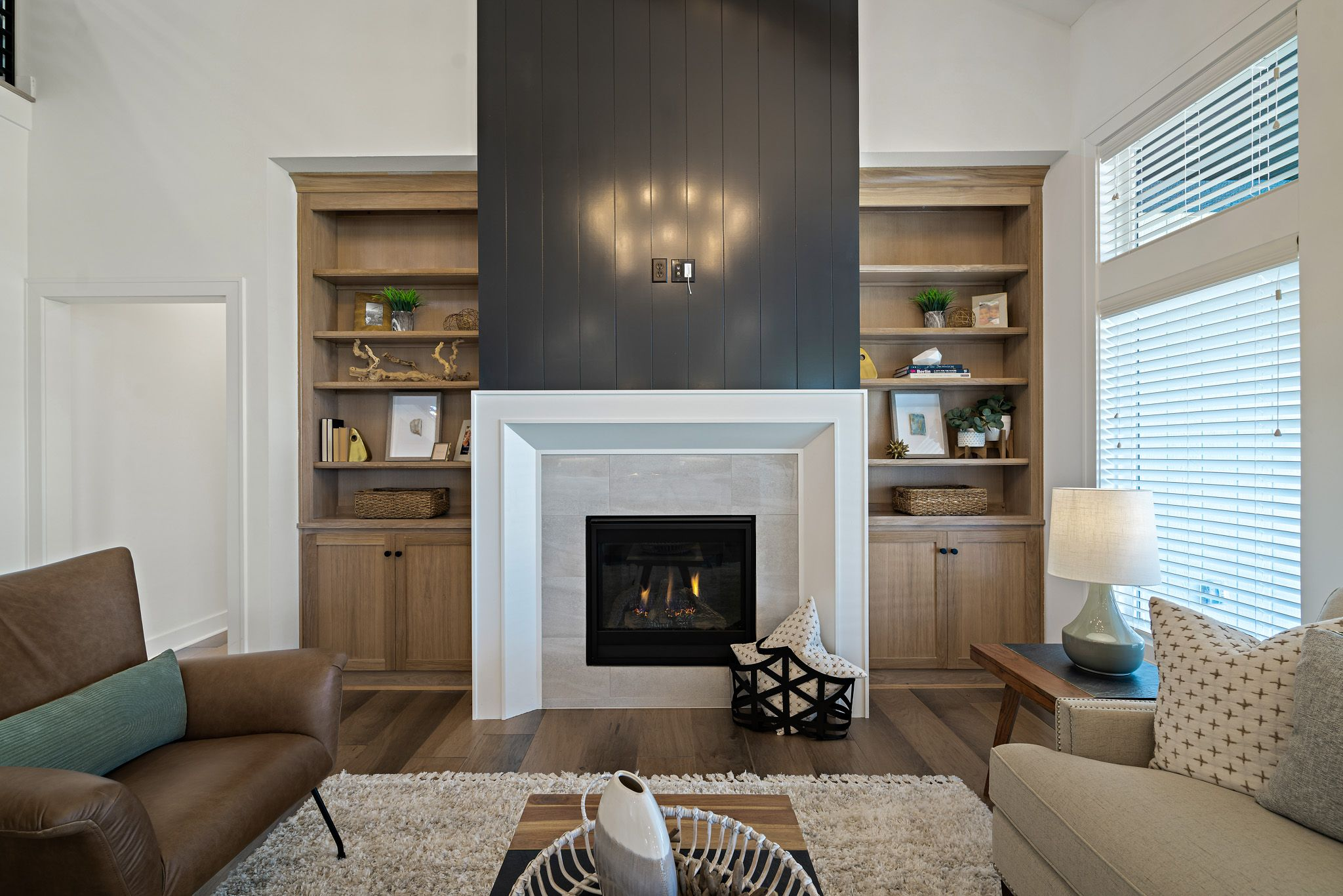 Living Area featured in the Sydney By Summit Homes in Kansas City, MO
