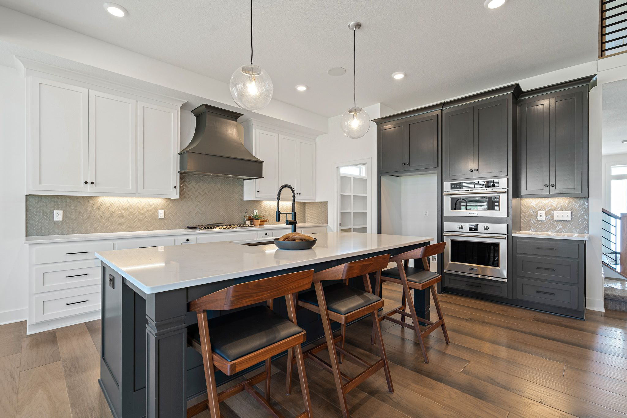 Kitchen featured in the Sydney By Summit Homes in Kansas City, MO