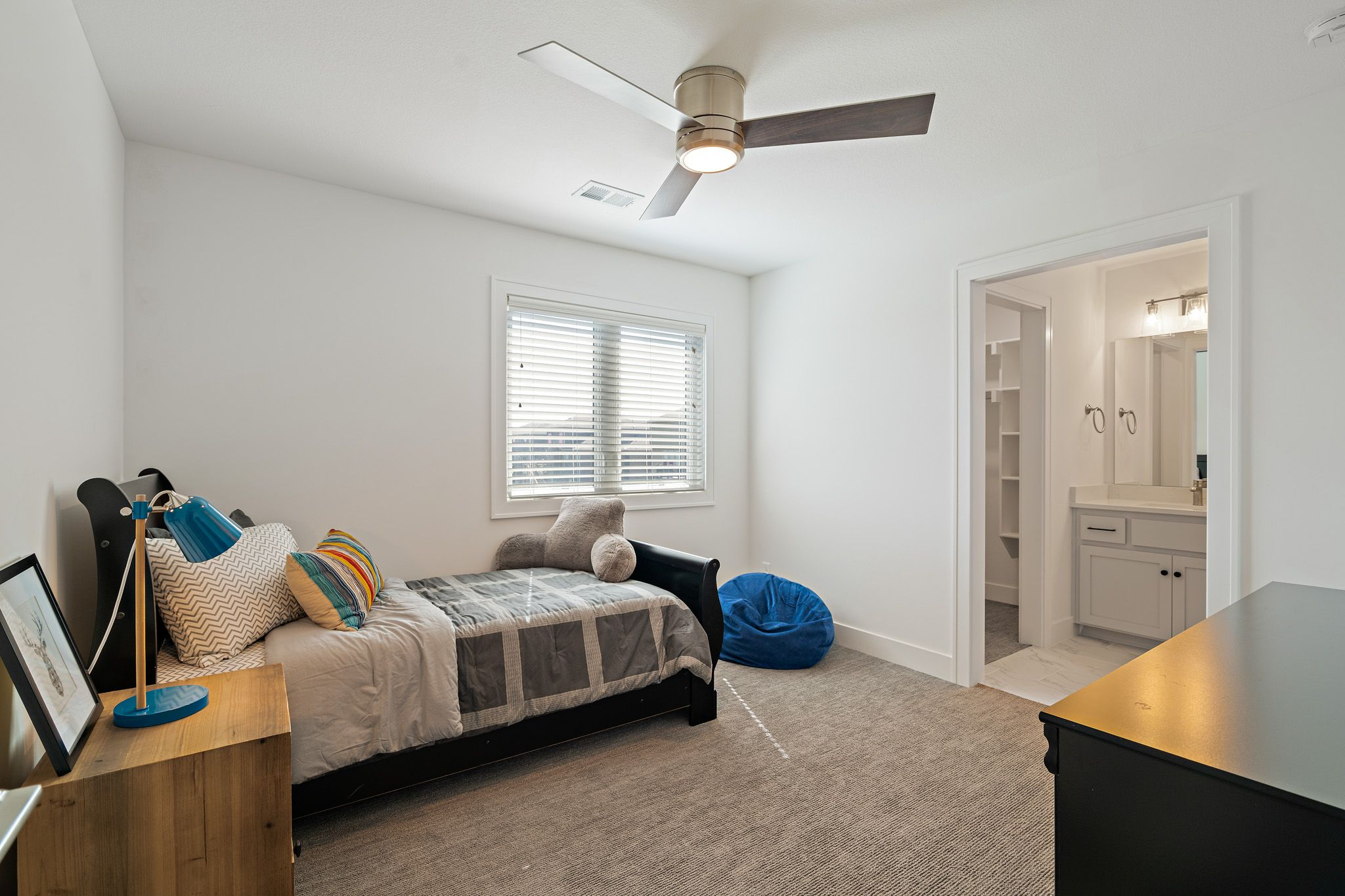 Bedroom featured in the Sydney By Summit Homes in Kansas City, MO