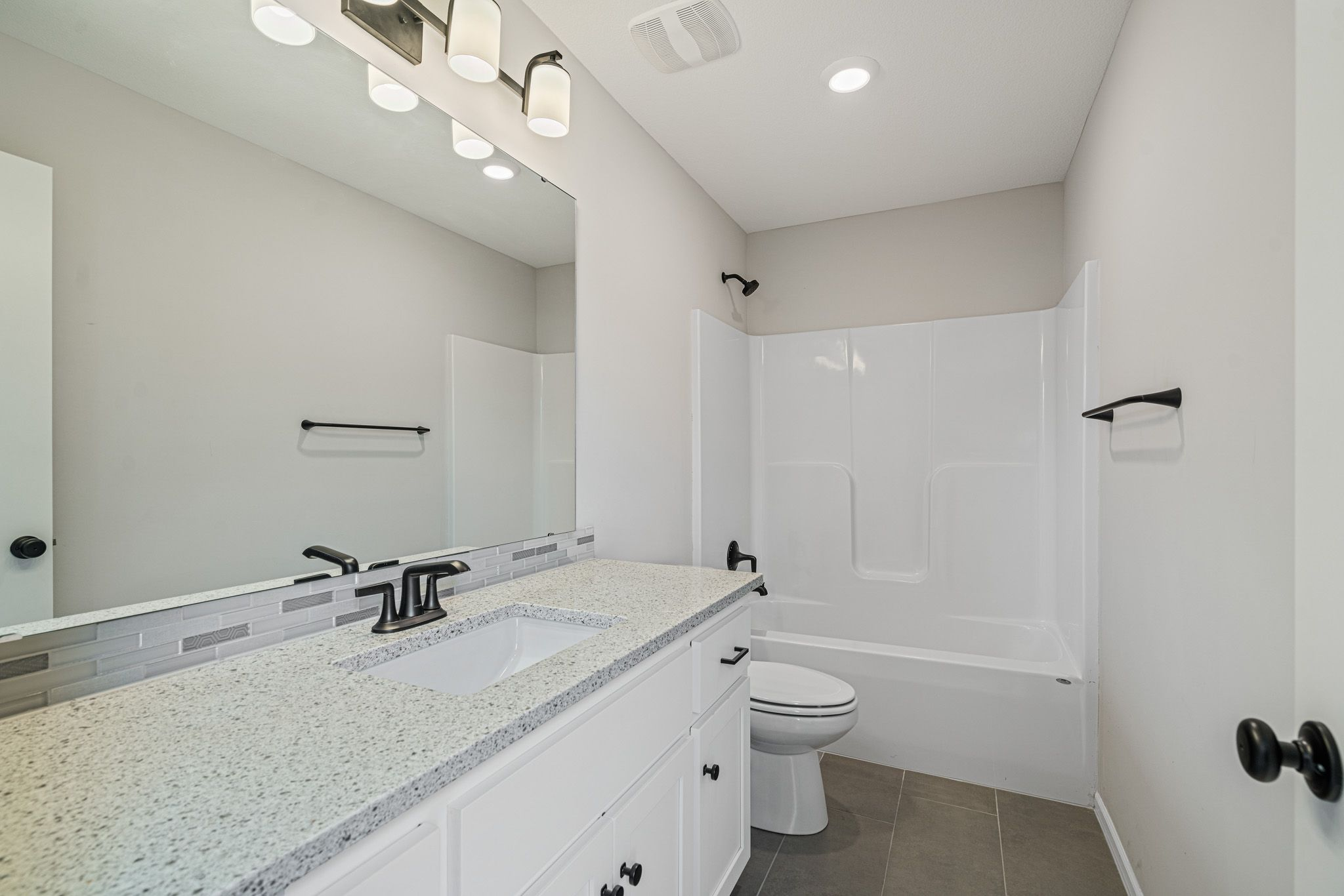Bathroom featured in the Canterbury By Summit Homes in Kansas City, MO