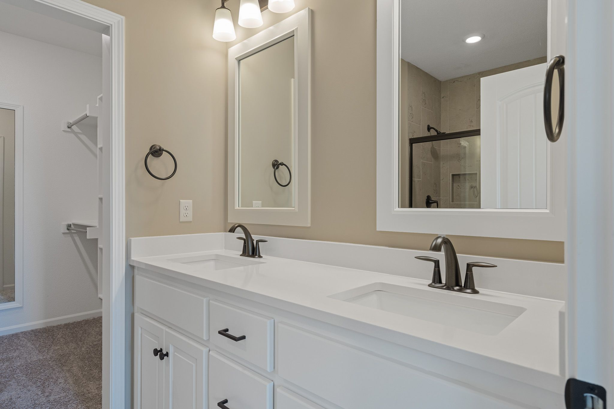 Bathroom featured in the Westport - Care Free By Summit Homes in Kansas City, KS