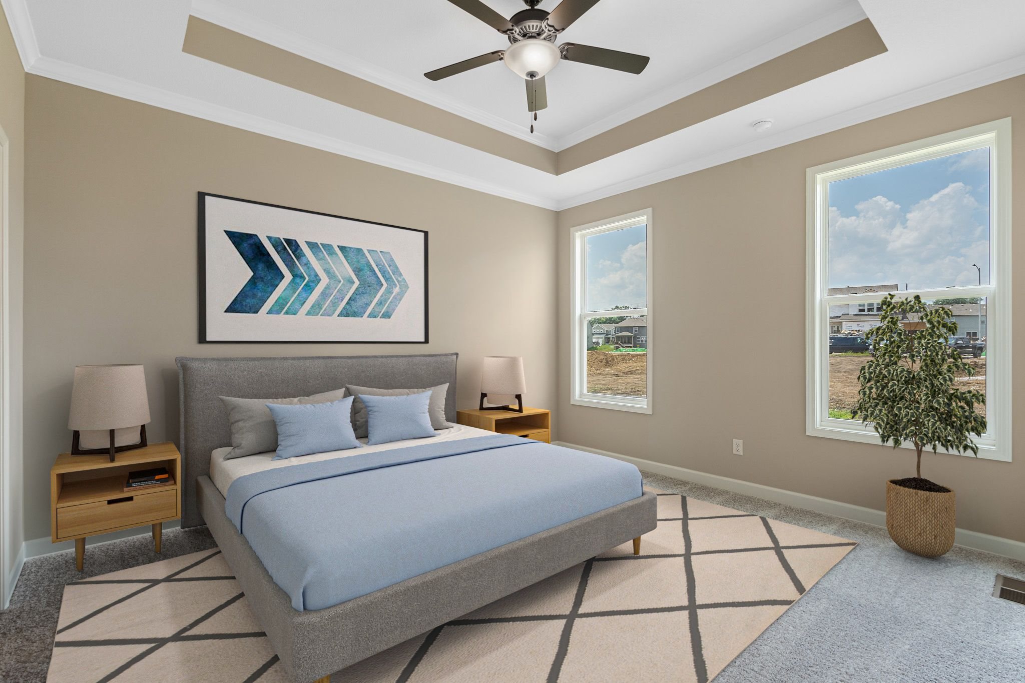 Bedroom featured in the Westport - Care Free By Summit Homes in Kansas City, KS