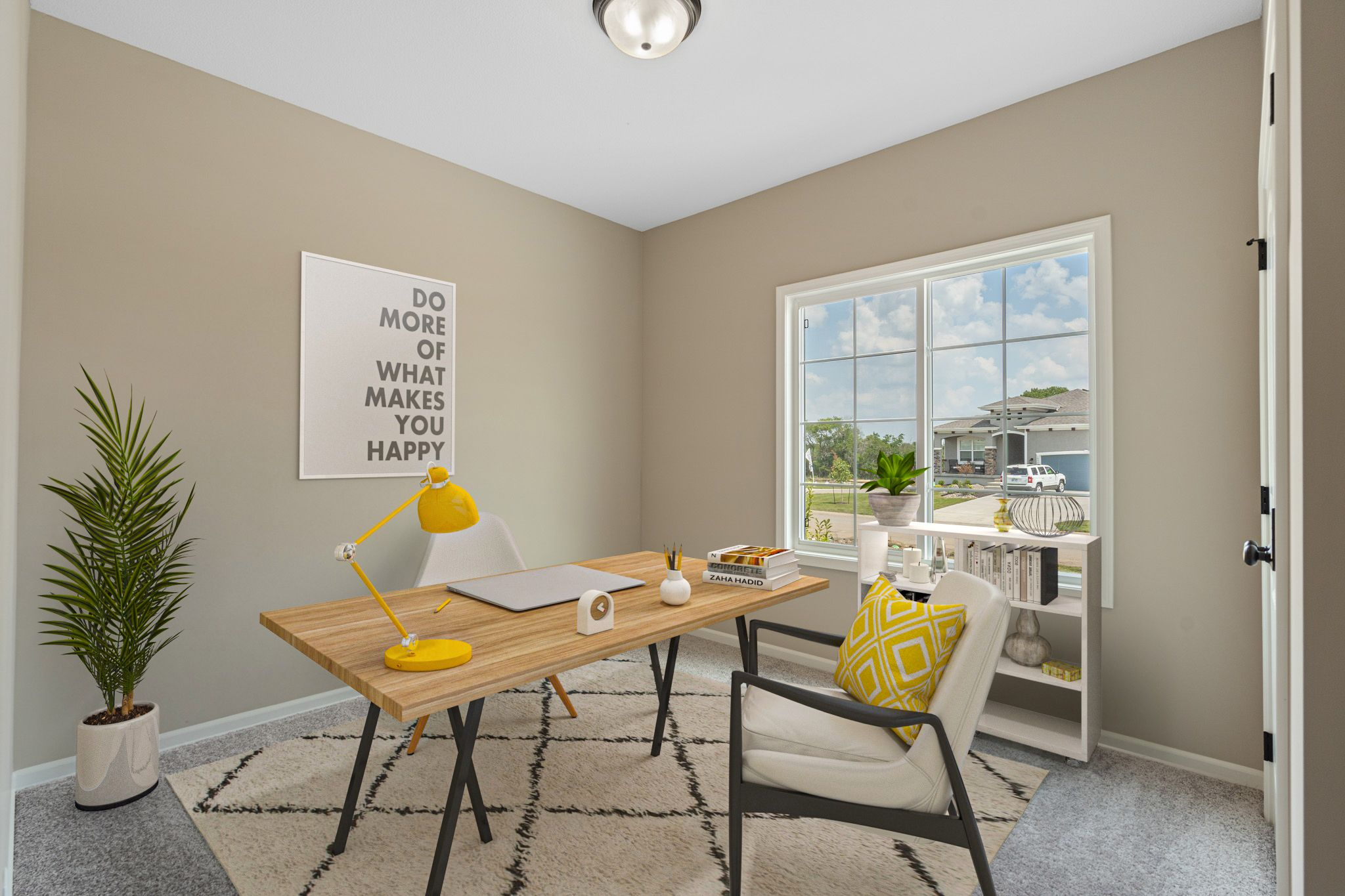 Living Area featured in the Westport - Care Free By Summit Homes in Kansas City, KS