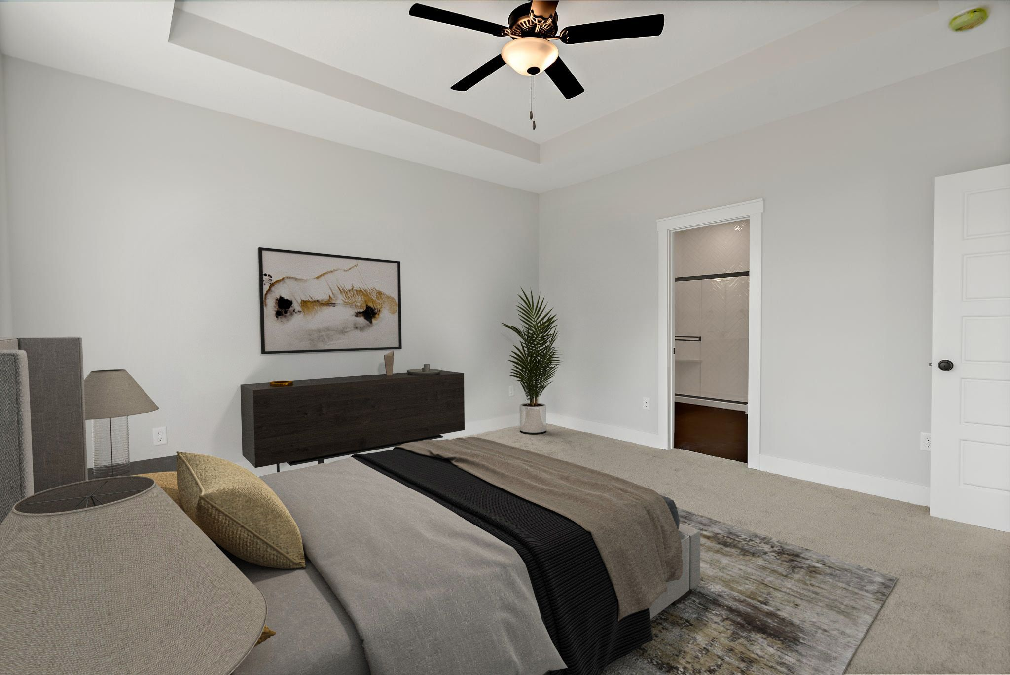 Bedroom featured in the Bradford - IA By Summit Homes in Des Moines, IA