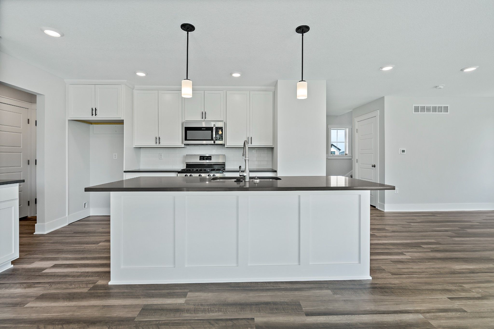 Kitchen featured in the Sage - IA By Summit Homes in Des Moines, IA