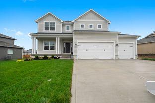 Canterbury - Hawksbury: Kansas City, Missouri - Summit Homes