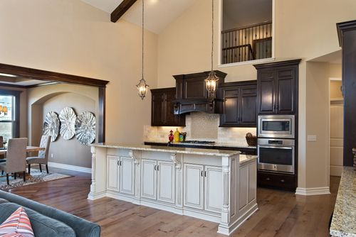 Kitchen-in-The Glenwood-at-Mill Creek of Summit Mill-in-Lees Summit