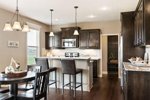 Kitchen-in-The Estes Park-at-Manor at Stoney Creek-in-Lees Summit