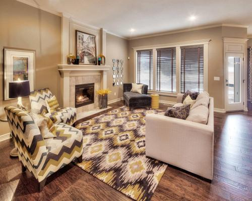 Greatroom-in-The Bridgewater-at-Cunningham at Creekmoor-in-Raymore