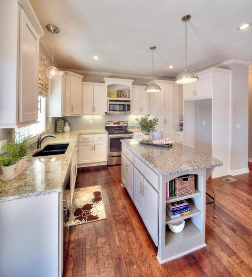 Kitchen-in-The Pebblebrook-at-Ridgewood Place At Chapman Farms-in-Blue Springs