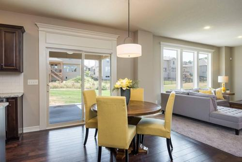 Breakfast-Room-in-The Northfield-at-Ridgewood Place At Chapman Farms-in-Blue Springs