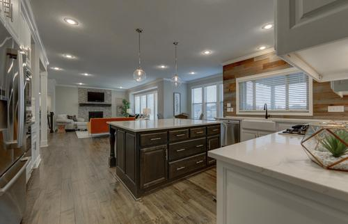 Kitchen-in-The Charleston-at-High Point at Creekmoor-in-Raymore