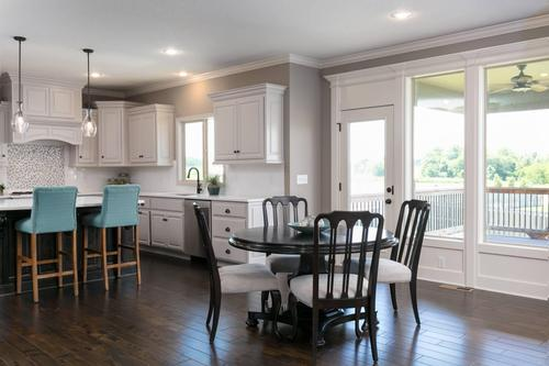 Kitchen-in-The Bristol Ridge-at-High Point at Creekmoor-in-Raymore