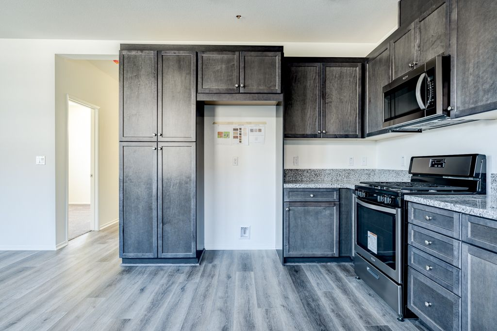 Kitchen featured in the Plan 3 By Sycamore Square in Riverside-San Bernardino, CA