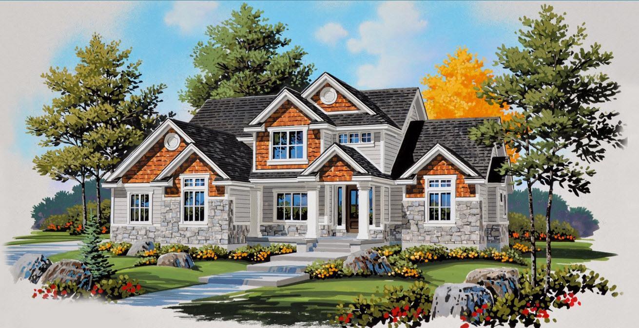 Interlude   Rock Mill Estates: Farmington, Utah   Symphony Homes