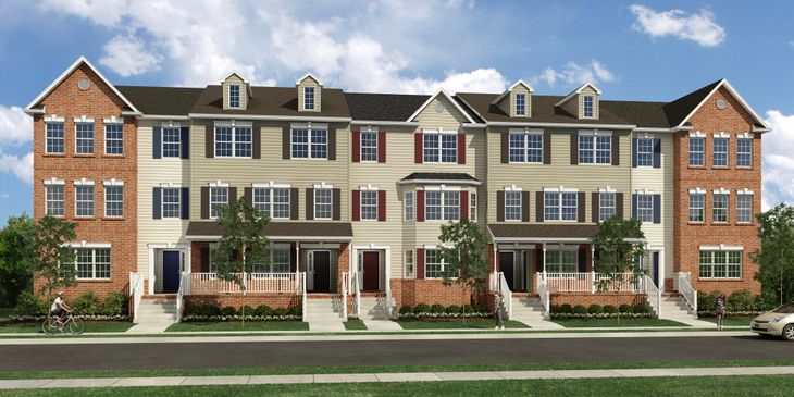 Town Home Exteriors
