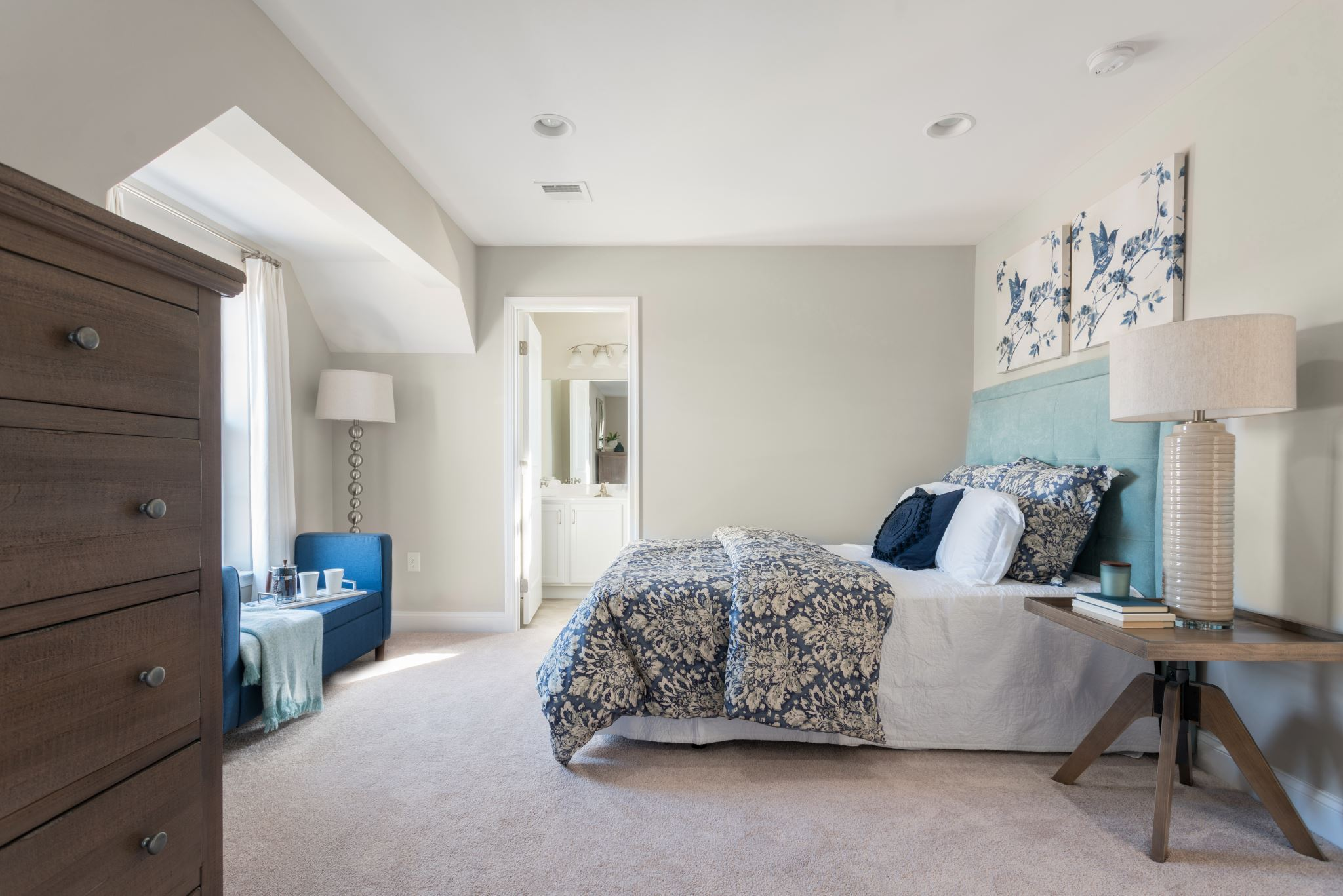 Bedroom featured in the Darlington By TH Properties in Philadelphia, PA