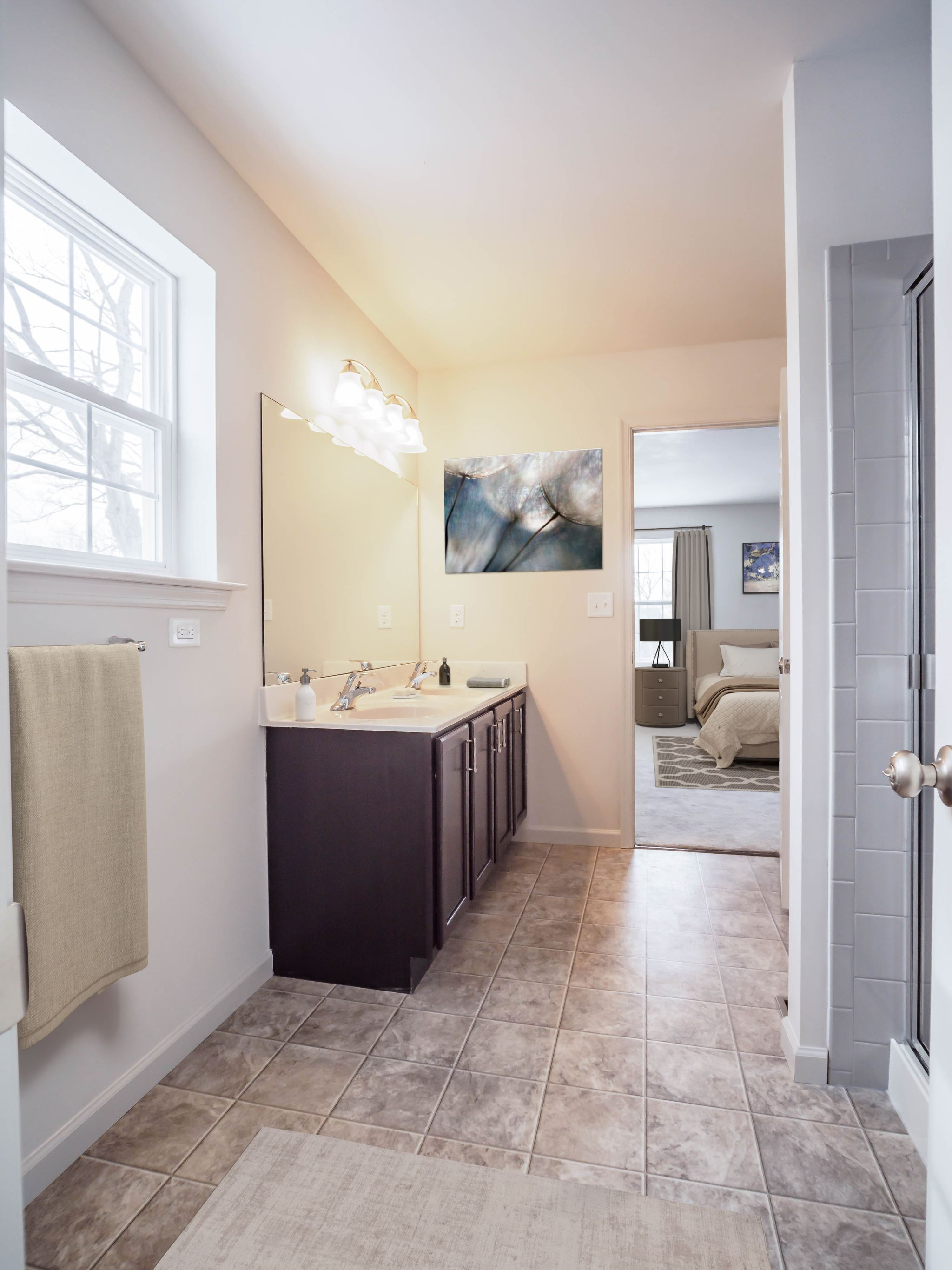 Bathroom featured in the Rowley By TH Properties in Philadelphia, PA