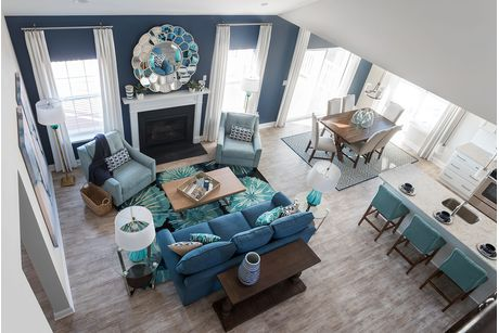 Greatroom-in-The Darlington-at-The Reserves at High Meadow-in-Douglassville