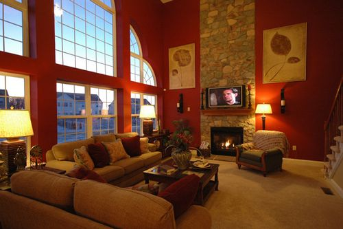 Greatroom-and-Dining-in-The Chatham-at-High Meadow Estates-in-Douglassville