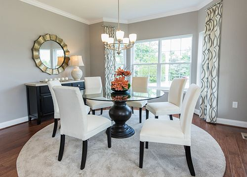 Dining-in-The Cambridge-at-High Meadow Estates-in-Douglassville