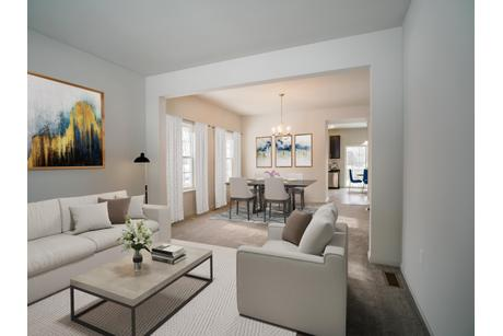 Greatroom-and-Dining-in-The Cambridge-at-The Reserves at Northgate-in-Pennsburg