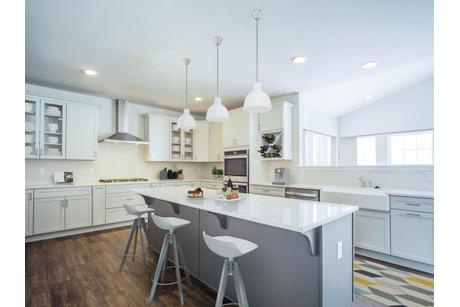 Kitchen-in-The Middleton-at-Lincoln Woods-in-Harleysville