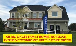 Stonegate at Braeburn by TJC Communities in Mercer County New Jersey