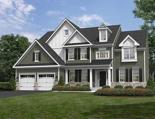 Exterior featured in the Grantham By TJC Communities in Philadelphia, NJ