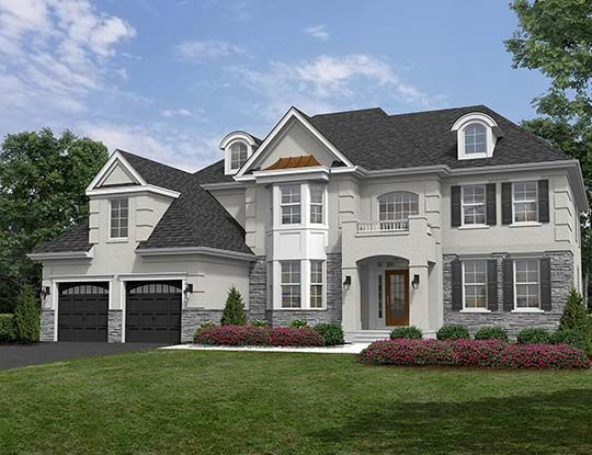 Exterior featured in the Hemsworth By TJC Communities in Philadelphia, NJ