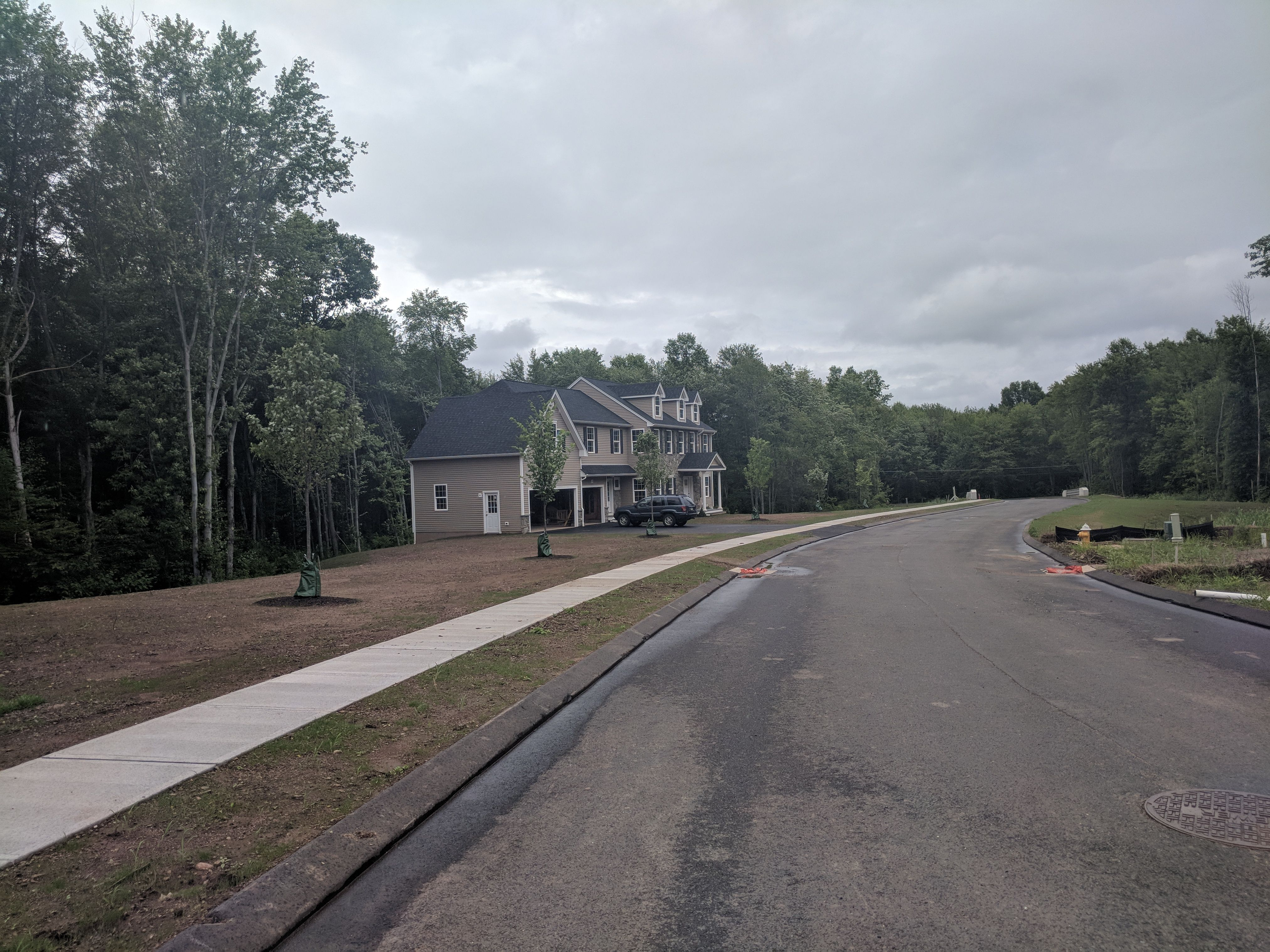 'Suffield  Chase' by T & M Homes in Hartford